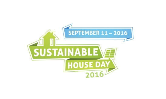 Sustainable House Day 2015 Logos Master