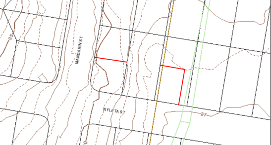 Neighbouring Subdivision Crop